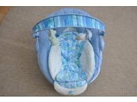 BrightStarts Comfort and Harmony Collection Cradling Bouncer