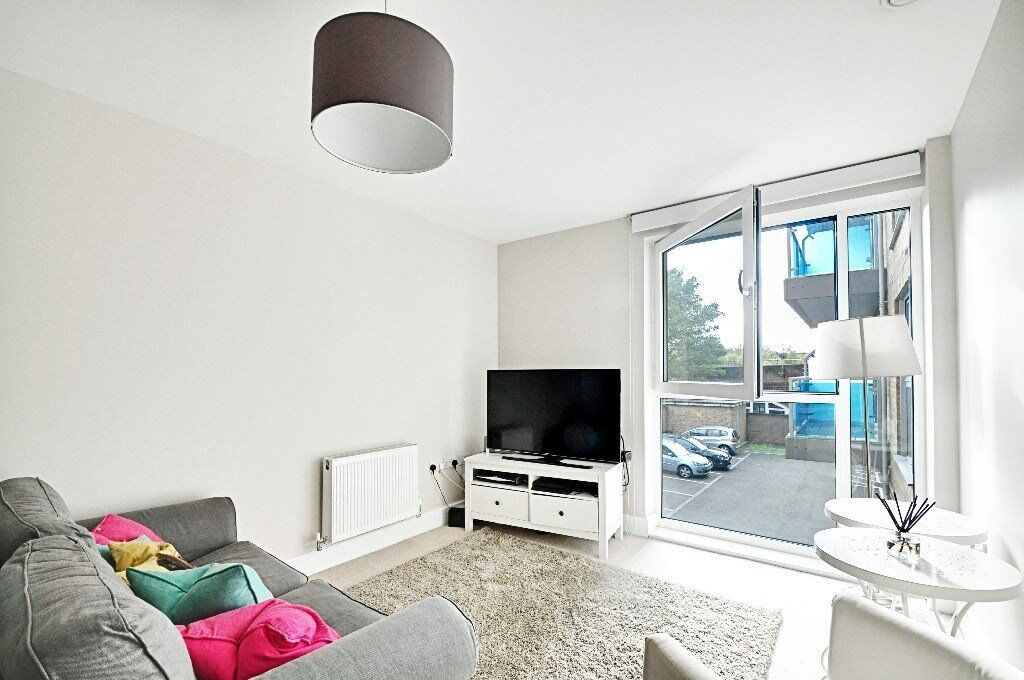 Brilliant 1 Bed Apartment in New Development Gooch House minutes from Hammersmith Station & Broadway