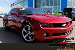 2012 Chevrolet Camaro 2LT RS| Sun| Heat Leath| BT| Rem Strt| 20