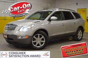 2008 Buick Enclave CXL 7 PASSENGER AWD LEATHER SUNROOF REMOTE ST