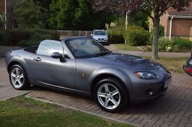 2007 Mazda MX5 - First To See Will Buy.