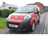 CITROEN NEMO MULTISPACE 1.4 HDI 5DR (PART SERVICE HISTORY,1 OWNER)+new Battery