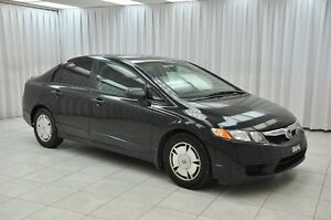"2010 Honda Civic LX SEDAN w/ A/C, POWER W/L/M & 15"""" ALLOYS"
