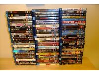 81 Blu Ray Instant collection - Classic and modern films.