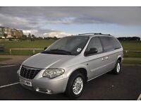 2005 Chrysler Grand Voyager 2.8 CRD Automatic gearbox