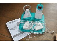 ANGEL CARE AC401 movement and sound baby monitor