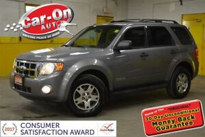 2008 Ford Escape XLT V6 AWD LEATHER SUNROOF HEATED SEATS ALLOYS