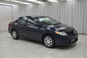 2013 Toyota Corolla CE 5SPD SEDAN w/ BLUETOOTH, HEATED SEATS & U
