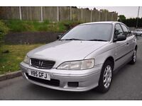 Honda Accord 1.8 v-tec s 2001, *2 keys*