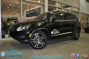 VOLKSWAGEN TIGUAN HIGHLINE 2017**R-LINE**4 MOTION**MAGS**TOIT PA