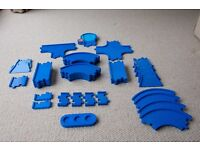 Happyland Road pieces - makes a road layout for Happyland vehicles. Excellent Condition