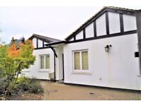 DETACHED 2 BEDROOM BUNGALOW - 1400 PCM AVAILABLE OCTOBER 2017 - DUE TO BE COMPLETELY REDECORATED