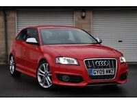 2009 AUDI S3 SPORT BACK 8xAUDI STAMP NOT S4 vw POLO GOLF R R32 GTI GTD IBIZA LEON CUPRA FR ASTRA VXR