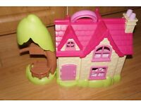 ELC Happyland Cherry Lane Cottage dolls house