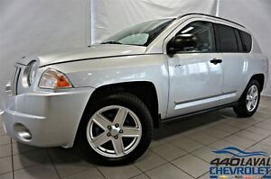 2009 Jeep Compass Sport/North Seulement 33 869 km