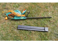 garden hedge trimmer electric