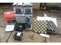 JOB LOT,DELUXE PAINT POD,TOM TOM,TVs,CAMCORDER,PRINTER ETC