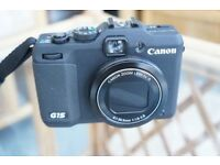 Canon G15 digital camera