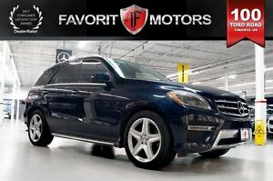 2013 Mercedes-Benz M-Class ML 350 BlueTEC 4MATIC | NAV | BACK CA