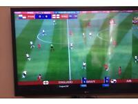 42'' LG Full HD LED Smart 3D TV with WiFi