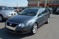 2010 Volkswagen Passat WAGON LEATHER & NAVIGATION!