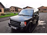 Land Rover DISCOVERY 3 2.7 TD V6 SE Automatic - huge specification
