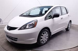 2014 Honda Fit DX-A A/C