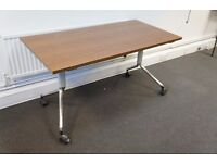 Office Folding Tables x 2