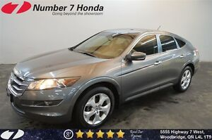 2010 Honda Accord Crosstour EX-L| Leather, All-Wheel Drive, Powe