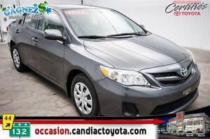 2013 Toyota Corolla CE  * * PACK ÉLECTRIQUE * AC * CRUISE