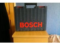 11 different Bosch drill boxes for sale