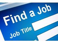 University graduate looking for work
