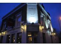 Chef de partie needed in Greenwich pub/resturant