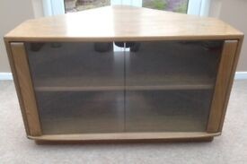 Ercol Windsor TV Corner Cabinet Excellent condition