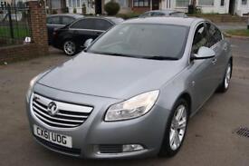 Vauxhall Insignia SRi CDTi 5dr (silver) 2011
