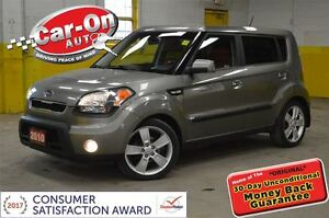 2010 Kia Soul 4U SUNROOF HEATED SEATS