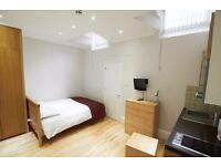 Bright studio in Earl's Court *ALL BILLS INCLUSIVE* MOVE IN TODAY