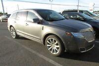 2010 Lincoln MKT AWD-GR ELEC-A/C-CUIR-SIEGE CHAUFFANT-BLU