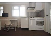 Complete self contained studio flat to rent