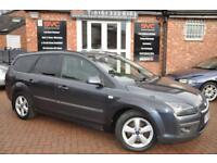 FORD FOCUS 1.8 ZETEC CLIMATE TDCI 5d 114 BHP 2 OWNERS FROM NE (grey) 2006
