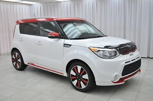 2014 Kia Soul EX+ GDi ECO 5DR HATCH w/ BLUETOOTH, HTD LEATHER, B