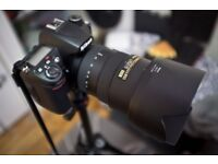 Nikon D7000 with Nikon 17-55mm F2.8G\AF-S DX lens & Accessories