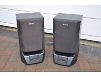 Sony 2-way speakers OFFERS