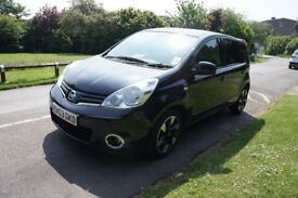 2013 63 Nissan Note N-TEC PLUS DCI 1.5 5dr Full Nissan History