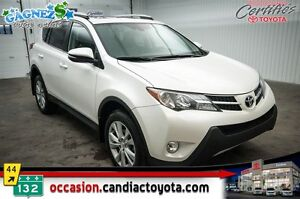 2014 Toyota RAV4 Limited * GROUPE TECHNO *