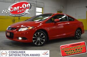 2013 Honda Civic Si SUNROOF NAV ALLOYS BACKUP CAMERA