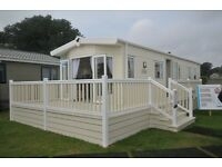 luxury caravan with decking looking for long term rent on sheerness holiday park