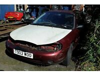 1999 Mk2 Mondeo 2.0l Estate with Towbar ofor Spares or Repair. Also 2000 1.8TD Estate spares.