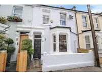 A newly refurbished, charming, three double bedroom house quietly located on Delmorme Street, W6