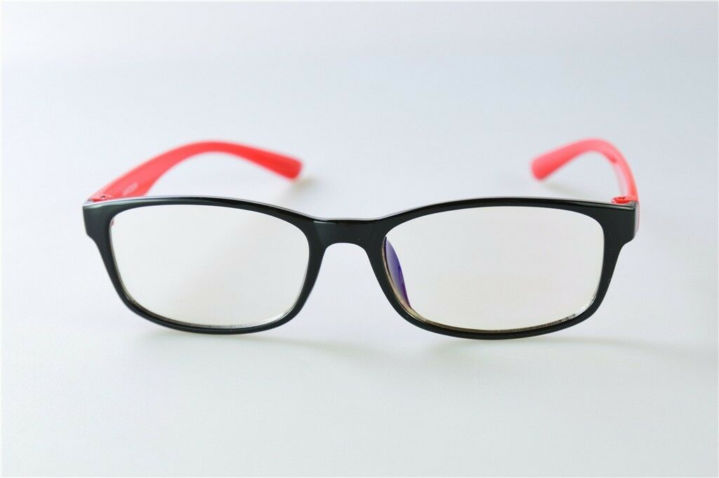Ourlook Anti-blue Light Computer Glasses: Reducing Eye Strain, w/ Case and Cloth